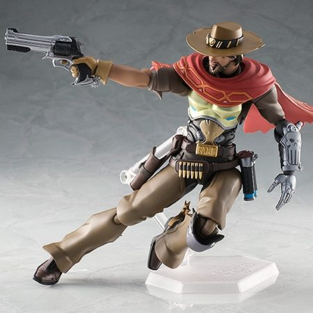 Overwatch Figma Action Figure McCree-8155