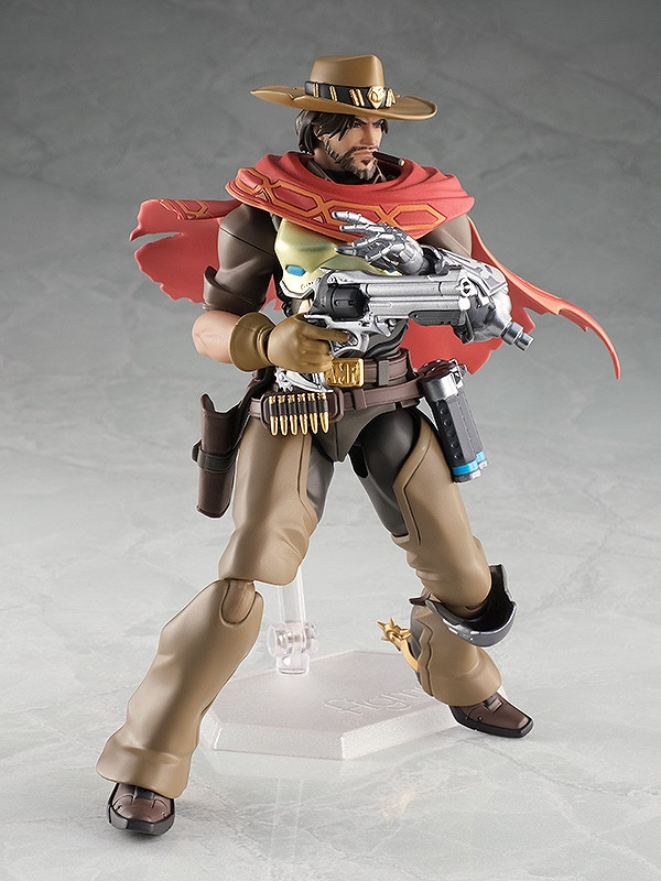 Overwatch Figma Action Figure McCree-8153