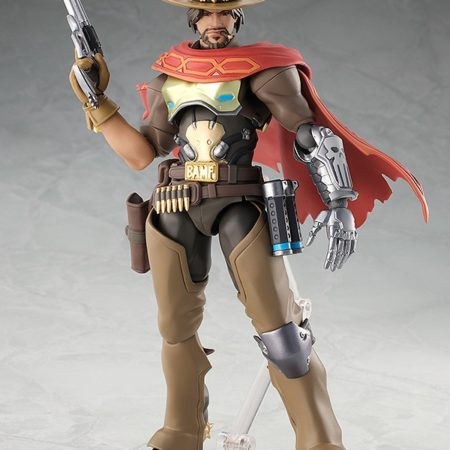 Overwatch Figma Action Figure McCree-0