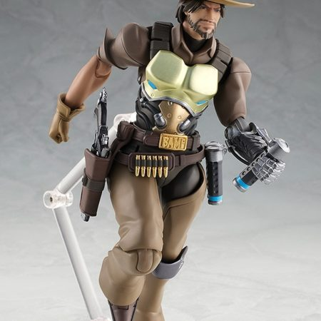Overwatch Figma Action Figure McCree-8152