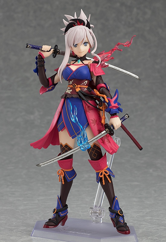 Fate/Grand Order figma Saber/Miyamoto Musashi-0