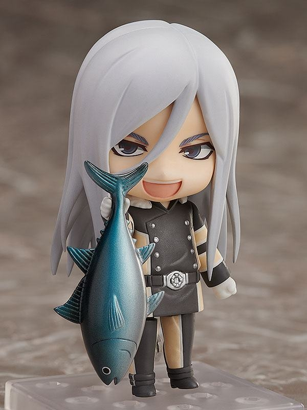 Reborn! Nendoroid Squalo-8162