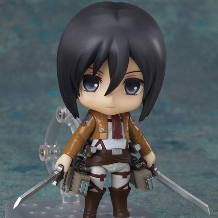 Attack on Titan Nendoroid Mikasa Ackerman -0