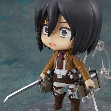 Attack on Titan Nendoroid Mikasa Ackerman -8111