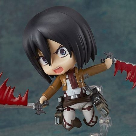Attack on Titan Nendoroid Mikasa Ackerman -8114