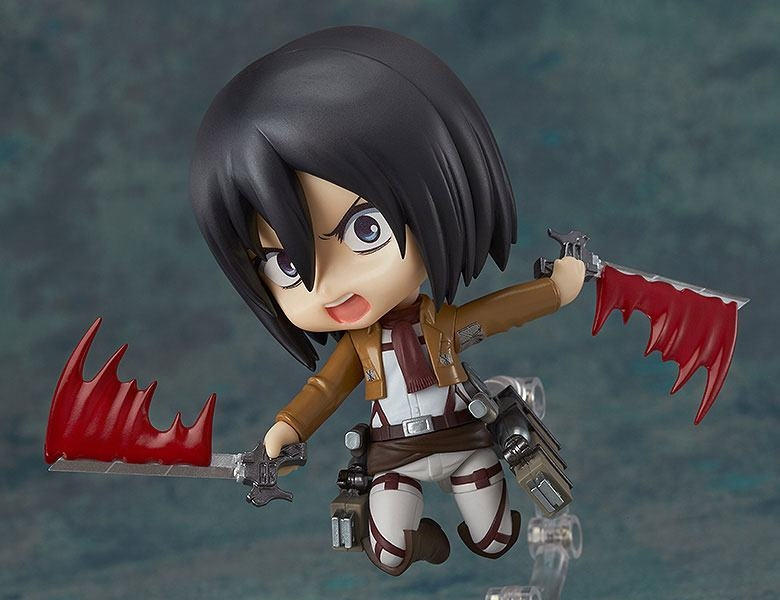 Attack on Titan Nendoroid Mikasa Ackerman -8114