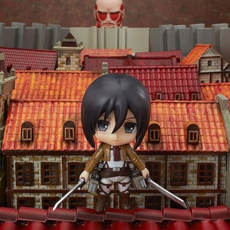 Attack on Titan Nendoroid Mikasa Ackerman -8115