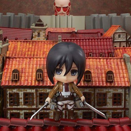 Attack on Titan Nendoroid Mikasa Ackerman -8115