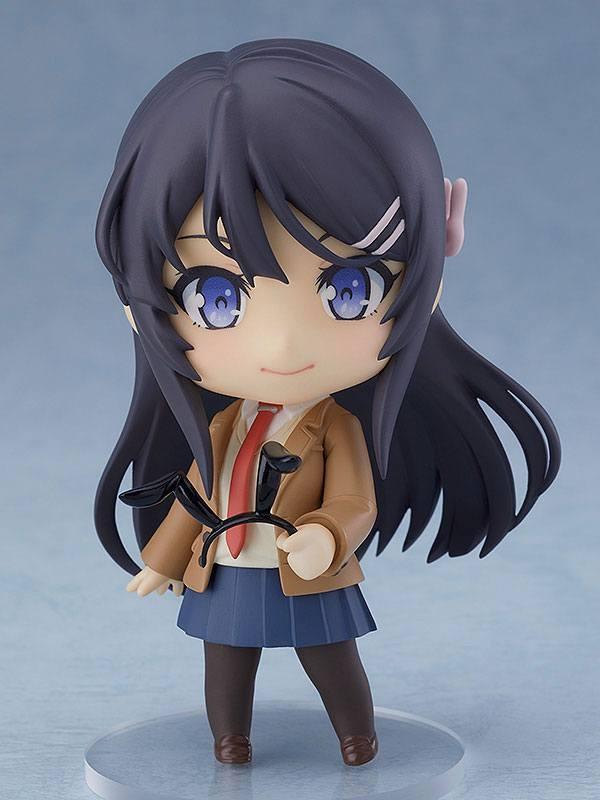Rascal Does Not Dream of Bunny Girl Senpai Nendoroid Mai Sakurajima-0