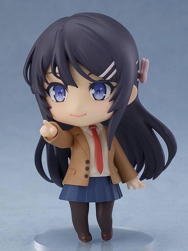 Rascal Does Not Dream of Bunny Girl Senpai Nendoroid Mai Sakurajima-8121
