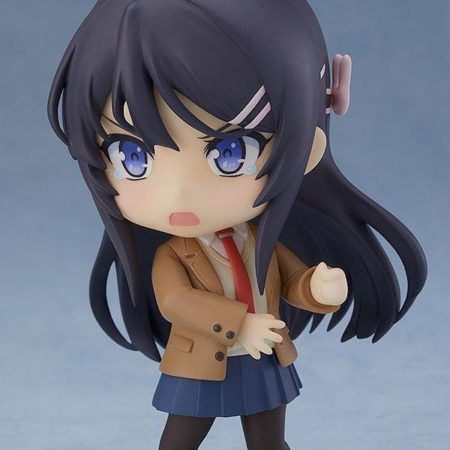 Rascal Does Not Dream of Bunny Girl Senpai Nendoroid Mai Sakurajima-8126