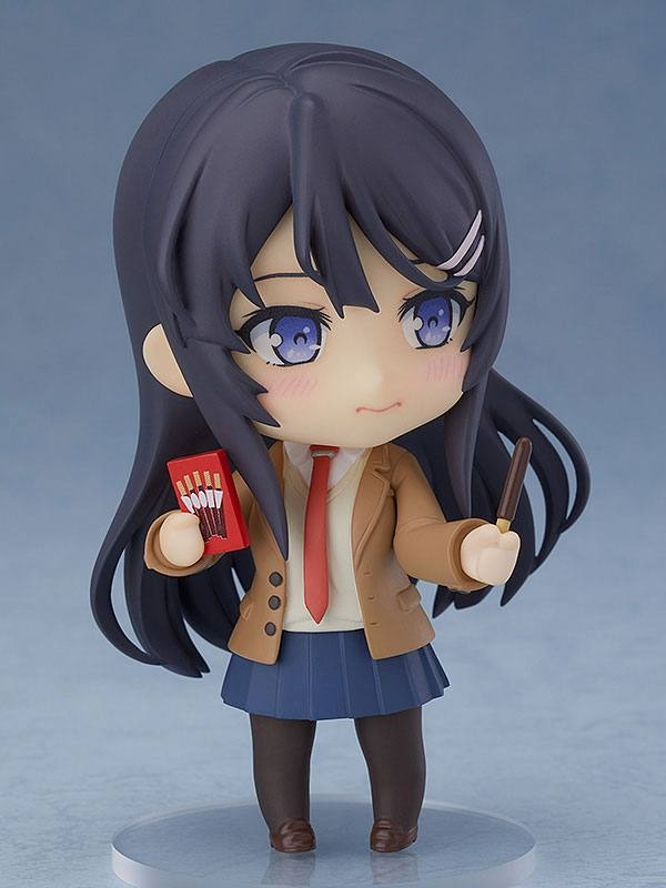 Rascal Does Not Dream of Bunny Girl Senpai Nendoroid Mai Sakurajima-8124