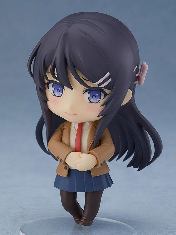 Rascal Does Not Dream of Bunny Girl Senpai Nendoroid Mai Sakurajima-8125