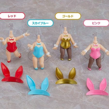 Nendoroid More Dress Up Bunny (6 pack)-0