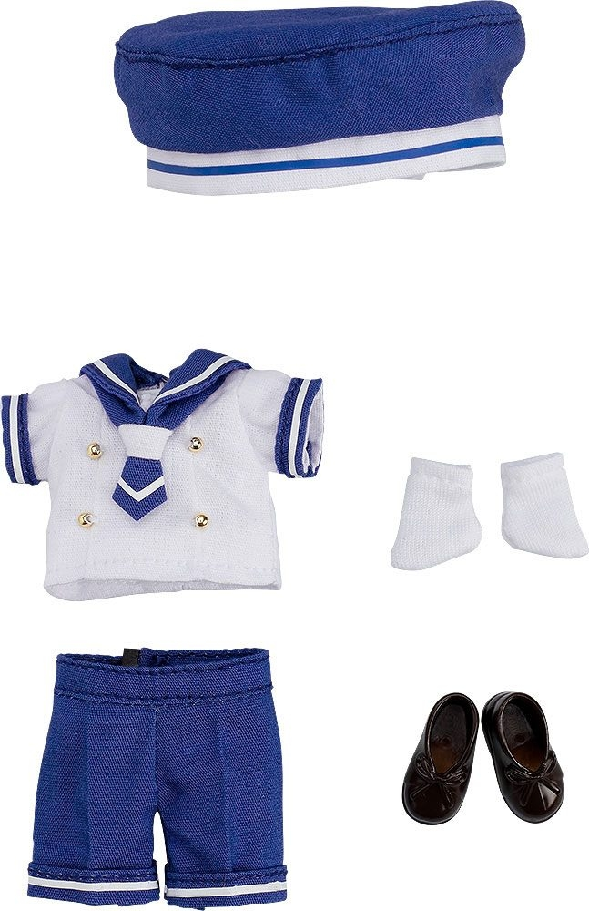 Original Character Parts for Nendoroid Doll Figures Sailor Boy Outfit-0
