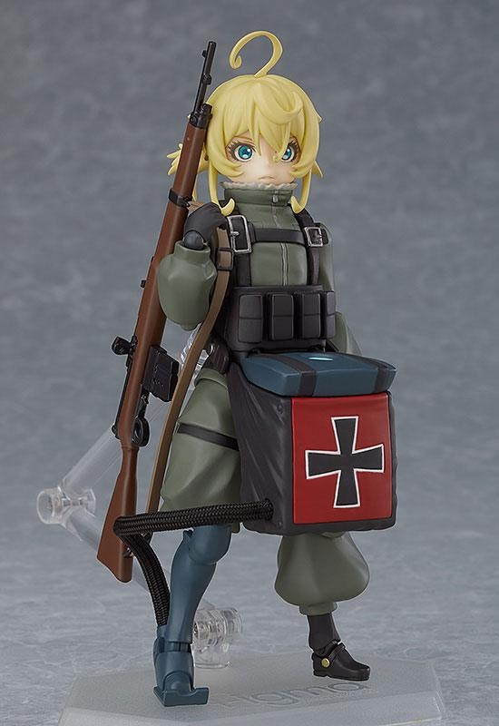 Saga of Tanya the Evil - The Movie Figma Tanya Degurechaff-8189