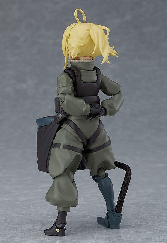 Saga of Tanya the Evil - The Movie Figma Tanya Degurechaff-8190