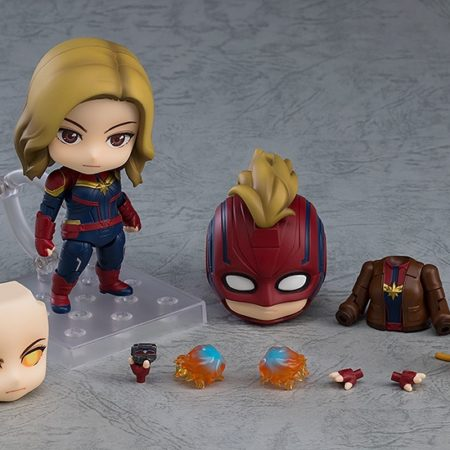 Captain Marvel Nendoroid Captain Marvel Heroes Edition DX Ver.-0