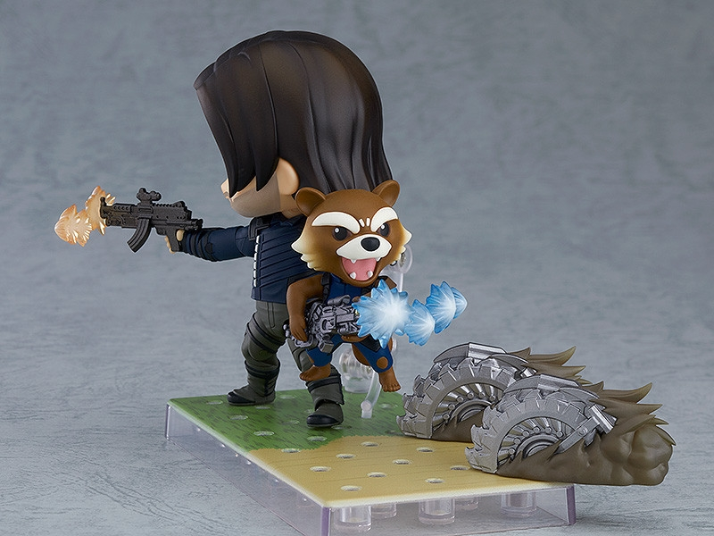 Avengers Infinity War Nendoroid Winter Soldier Infinity Edition DX Ver.-8272