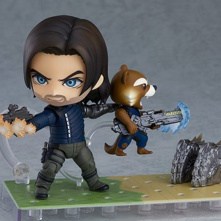 Avengers Infinity War Nendoroid Winter Soldier Infinity Edition DX Ver.-8271
