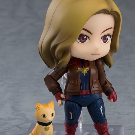 Captain Marvel Nendoroid Captain Marvel Heroes Edition DX Ver.-8289