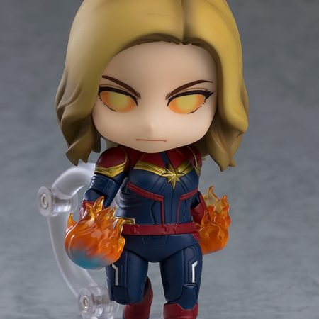 Captain Marvel Nendoroid Captain Marvel Heroes Edition DX Ver.-8290