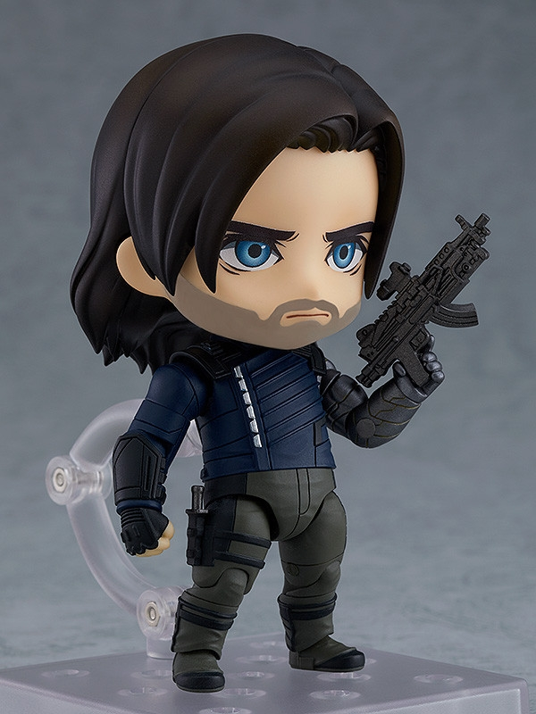Avengers Infinity War Nendoroid Winter Soldier Infinity Edition Standard Ver.-8265