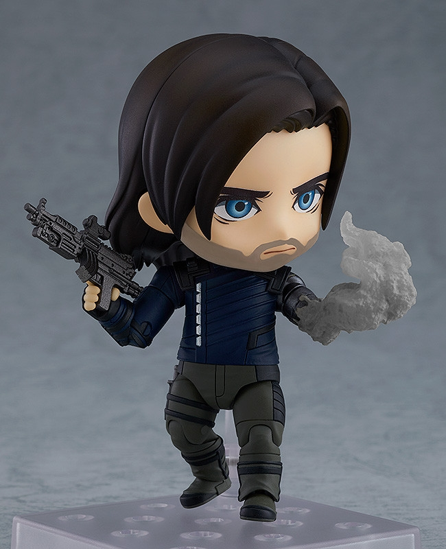 Avengers Infinity War Nendoroid Winter Soldier Infinity Edition DX Ver.-8277
