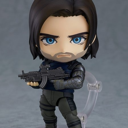 Avengers Infinity War Nendoroid Winter Soldier Infinity Edition Standard Ver.-0