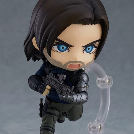 Avengers Infinity War Nendoroid Winter Soldier Infinity Edition Standard Ver.-8268