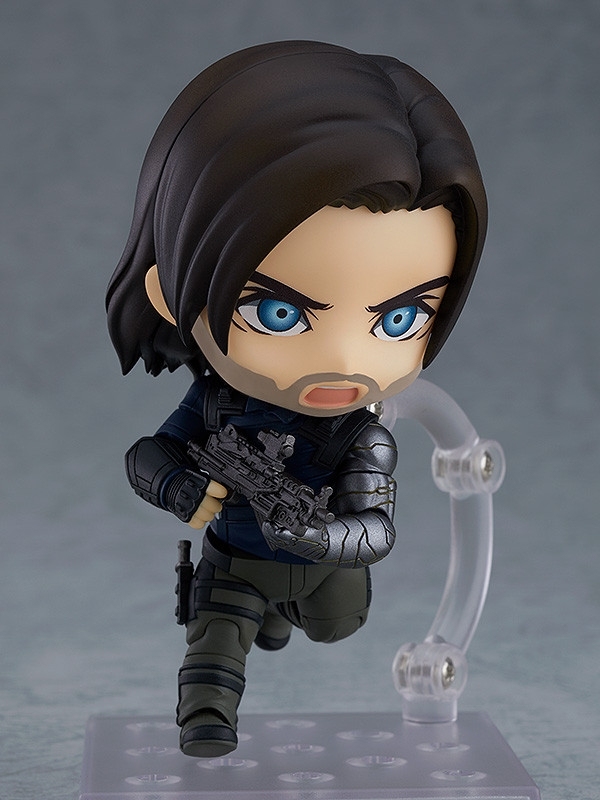 Avengers Infinity War Nendoroid Winter Soldier Infinity Edition DX Ver.-8276