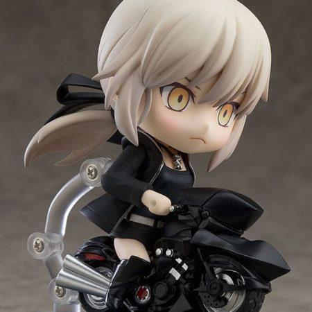 Fate/Grand Order Nendoroid Saber/Altria Pendragon Shinjuku Ver. & Cuirassier Noir-0