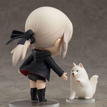 Fate/Grand Order Nendoroid Saber/Altria Pendragon Shinjuku Ver. & Cuirassier Noir-8224