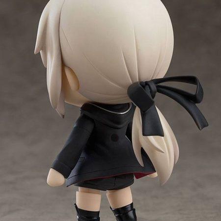 Fate/Grand Order Nendoroid Saber/Altria Pendragon Shinjuku Ver. & Cuirassier Noir-8229