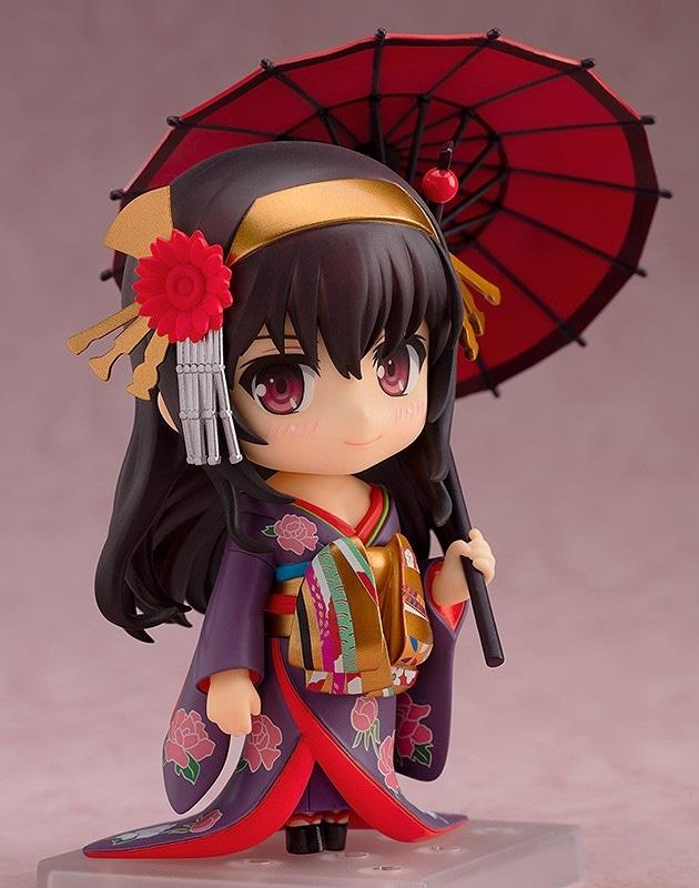 Saekano How to Raise a Boring Girlfriend Fine Nendoroid Utaha Kasumigaoka Kimono Ver.-0