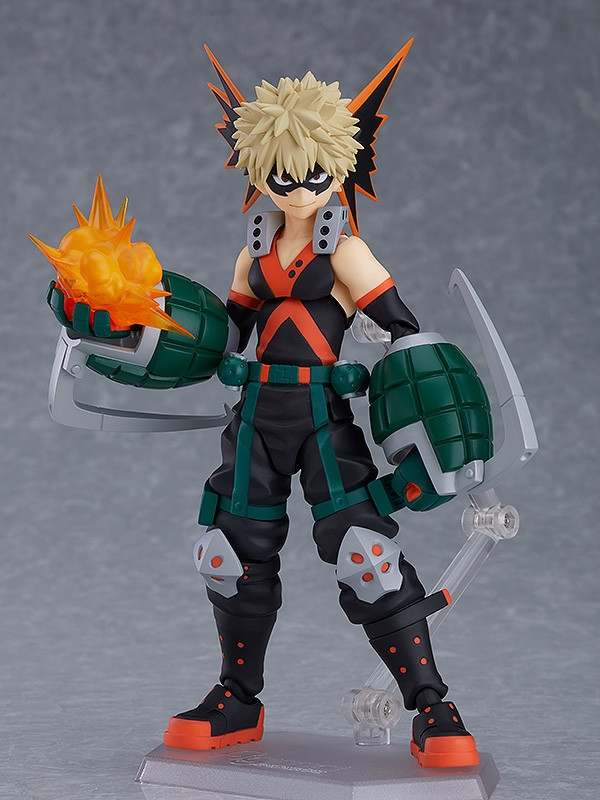 My Hero Academia figma Katsuki Bakugo-0