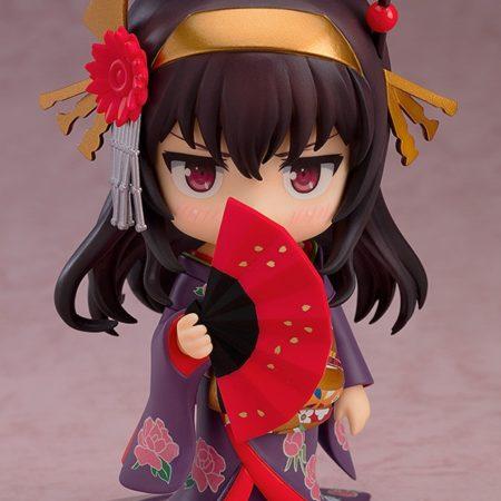 Saekano How to Raise a Boring Girlfriend Fine Nendoroid Utaha Kasumigaoka Kimono Ver.-8363
