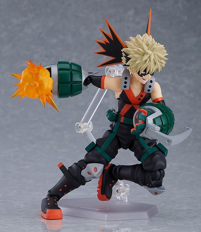 My Hero Academia figma Katsuki Bakugo-8347