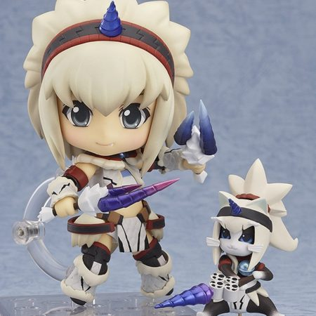 Monster Hunter 4 Nendoroid Hunter Female Kirin Edition-0