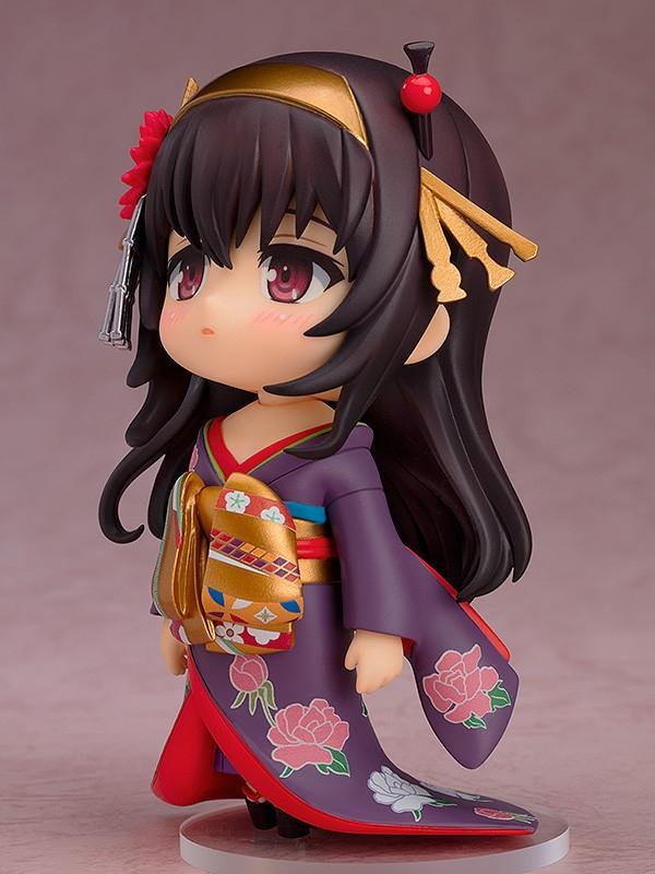 Saekano How to Raise a Boring Girlfriend Fine Nendoroid Utaha Kasumigaoka Kimono Ver.-8364
