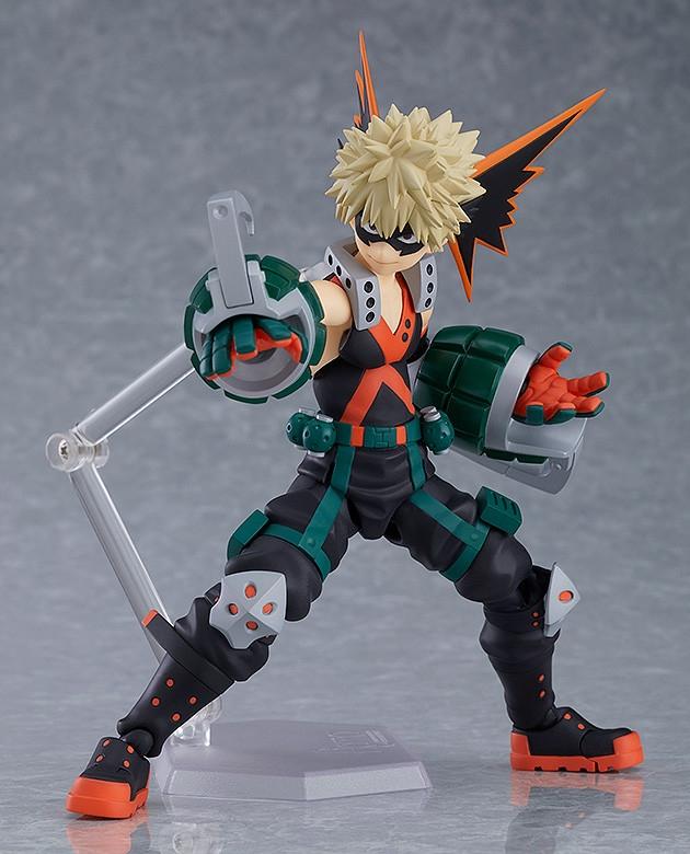 My Hero Academia figma Katsuki Bakugo-8346