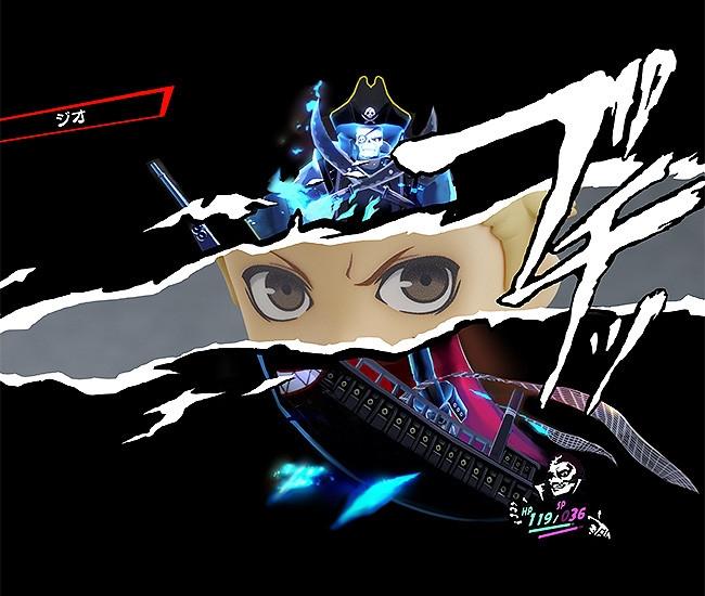Persona 5 The Animation Nendoroid Ryuji Sakamoto Phantom Thief Ver-8388