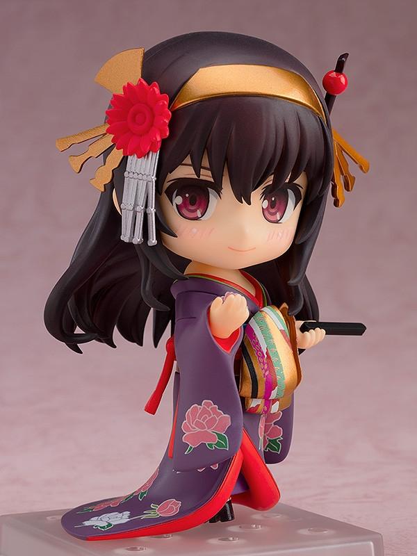 Saekano How to Raise a Boring Girlfriend Fine Nendoroid Utaha Kasumigaoka Kimono Ver.-8361