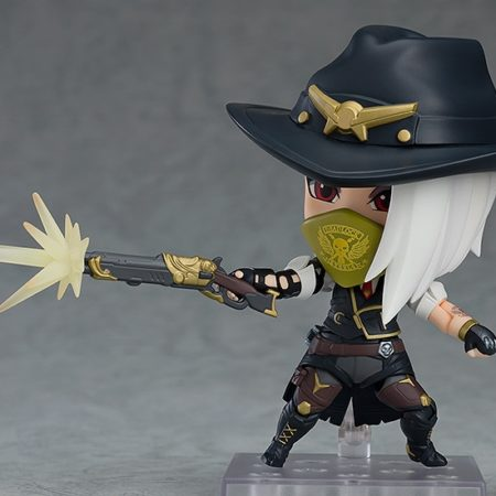 Overwatch Nendoroid Ashe Classic Skin Edition-8401