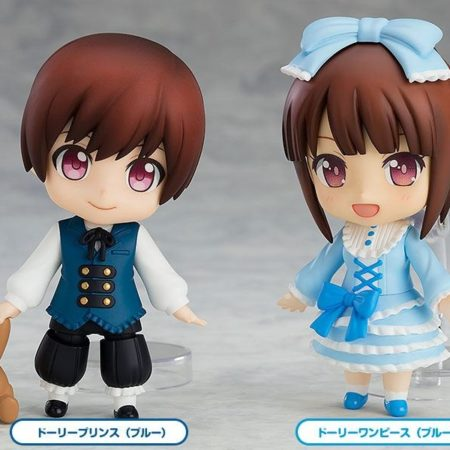 Nendoroid More 4-pack Decorative Parts for Nendoroid Figures Dress-Up Lolita-8467