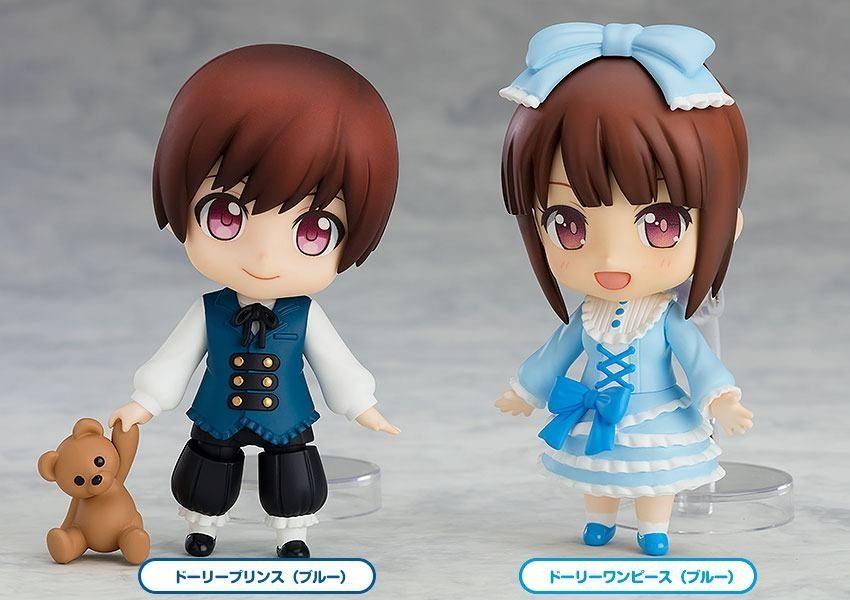 Nendoroid More 4-pack Decorative Parts for Nendoroid Figures Dress-Up Lolita-8467