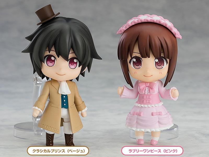 Nendoroid More 4-pack Decorative Parts for Nendoroid Figures Dress-Up Lolita-8466