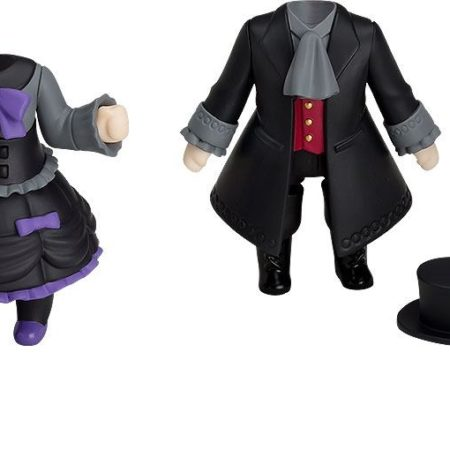 Nendoroid More 4-pack Decorative Parts for Nendoroid Figures Dress-Up Gothic Lolita-0
