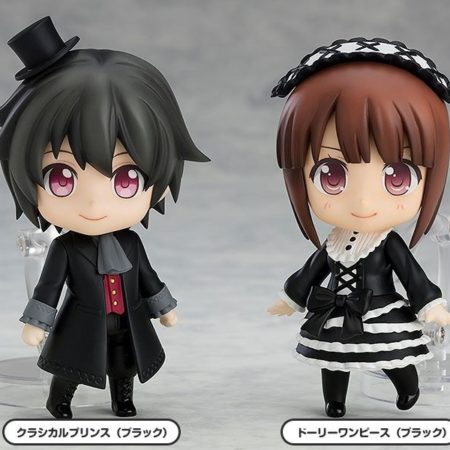 Nendoroid More 4-pack Decorative Parts for Nendoroid Figures Dress-Up Gothic Lolita-8464