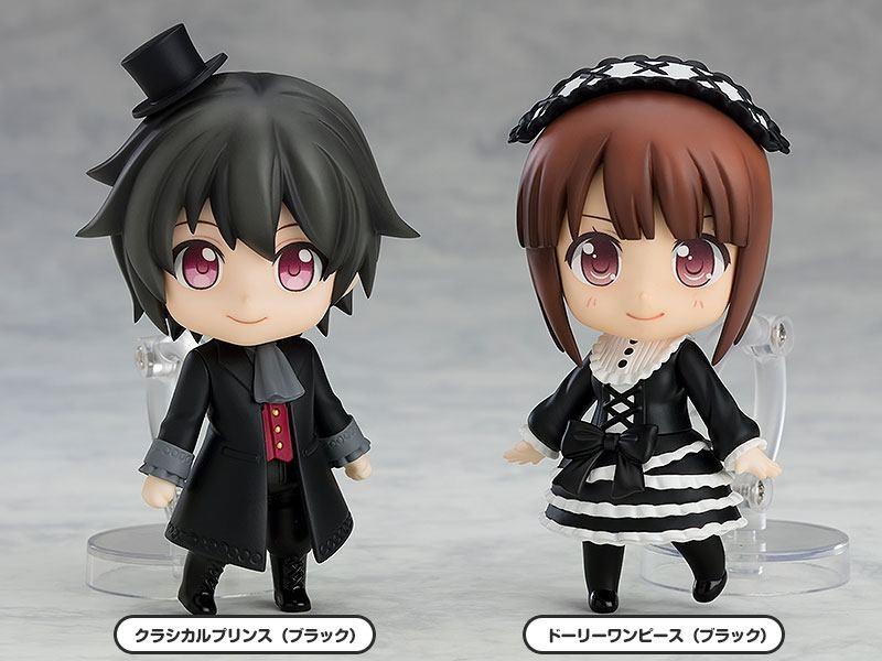 Nendoroid More 4-pack Decorative Parts for Nendoroid Figures Dress-Up Gothic Lolita-8464